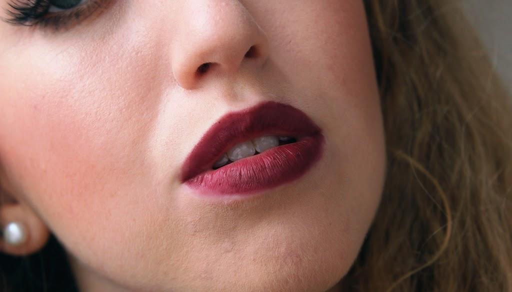 Famoso REVIEW: MAC BURGUNDY LIPLINER & DIVA LIPSTICK - Lily Like YW01