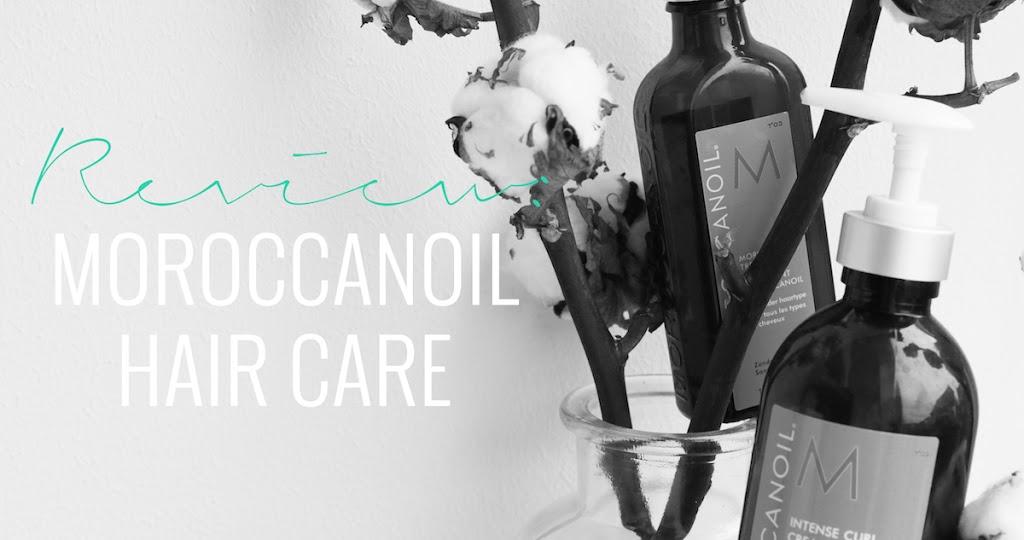 Review các sản phẩm chăm sóc tóc của Moroccanoil