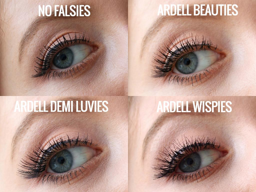 Review Ardell Lashes From Lashaddict Nl Lily Like