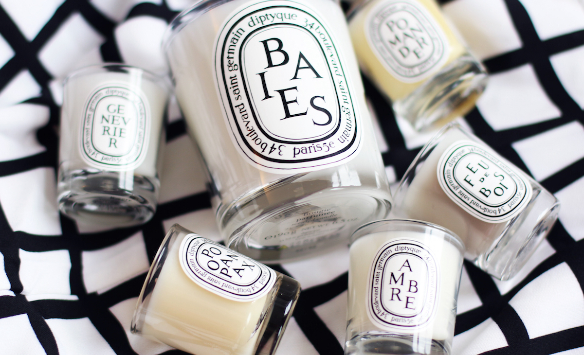 diptyque candles lily like