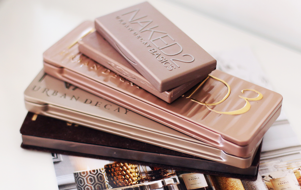Naked2 Eyeshadow Palette | Urban Decay UK |Urban Decay Palette 2