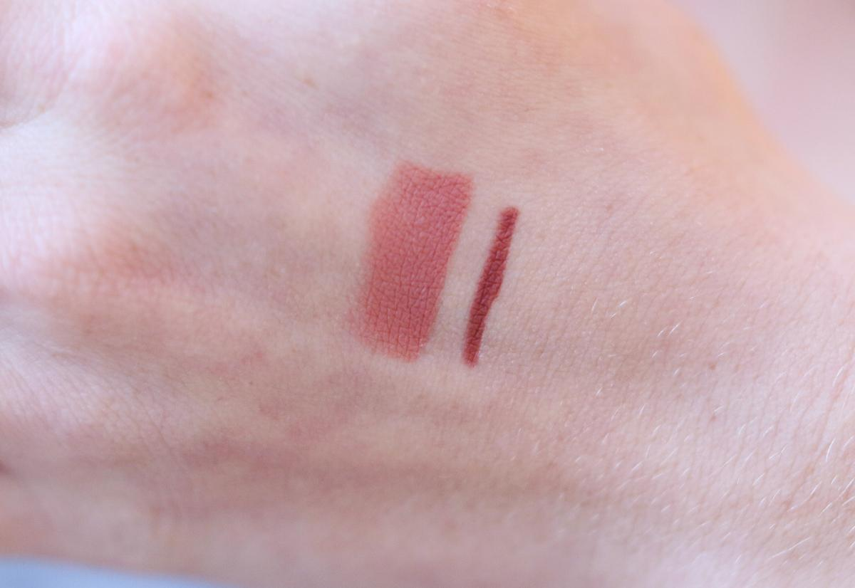 Favorito REVIEW: KYLIE JENNER LIP COMBO 3.0 - MAC WHIRL & HONEYLOVE - Lily Like RR55