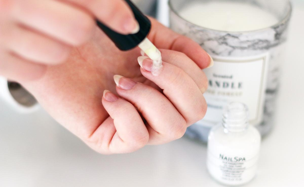 NAILS   My Nail Care Routine - Lily Like
