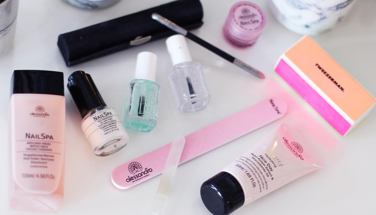 Fashion style Care Nail 101: My Nail Care Routine for lady