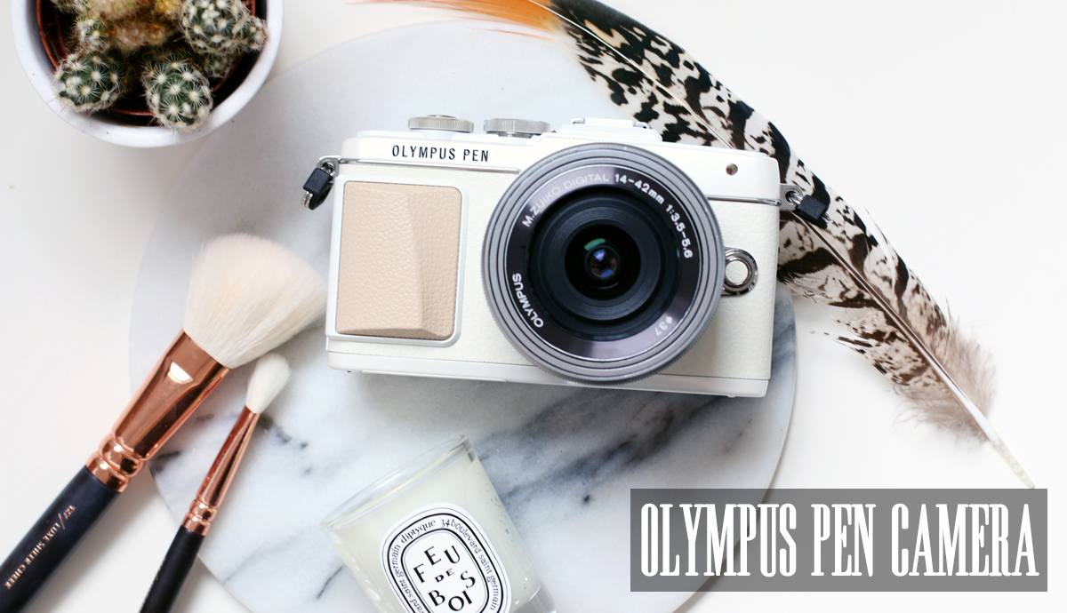 MY NEW CAMERA: OLYMPUS PEN E-PL7