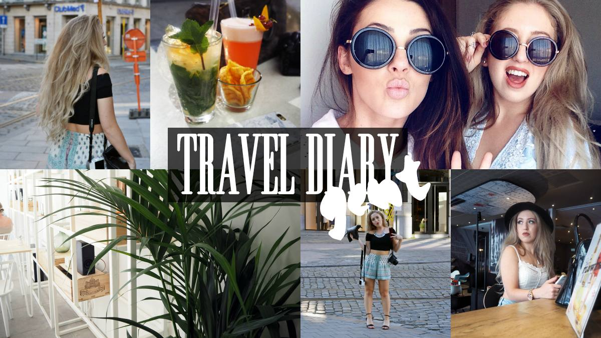 TRAVEL DIARY | CITY TRIP TO GENT + HOTSPOTS