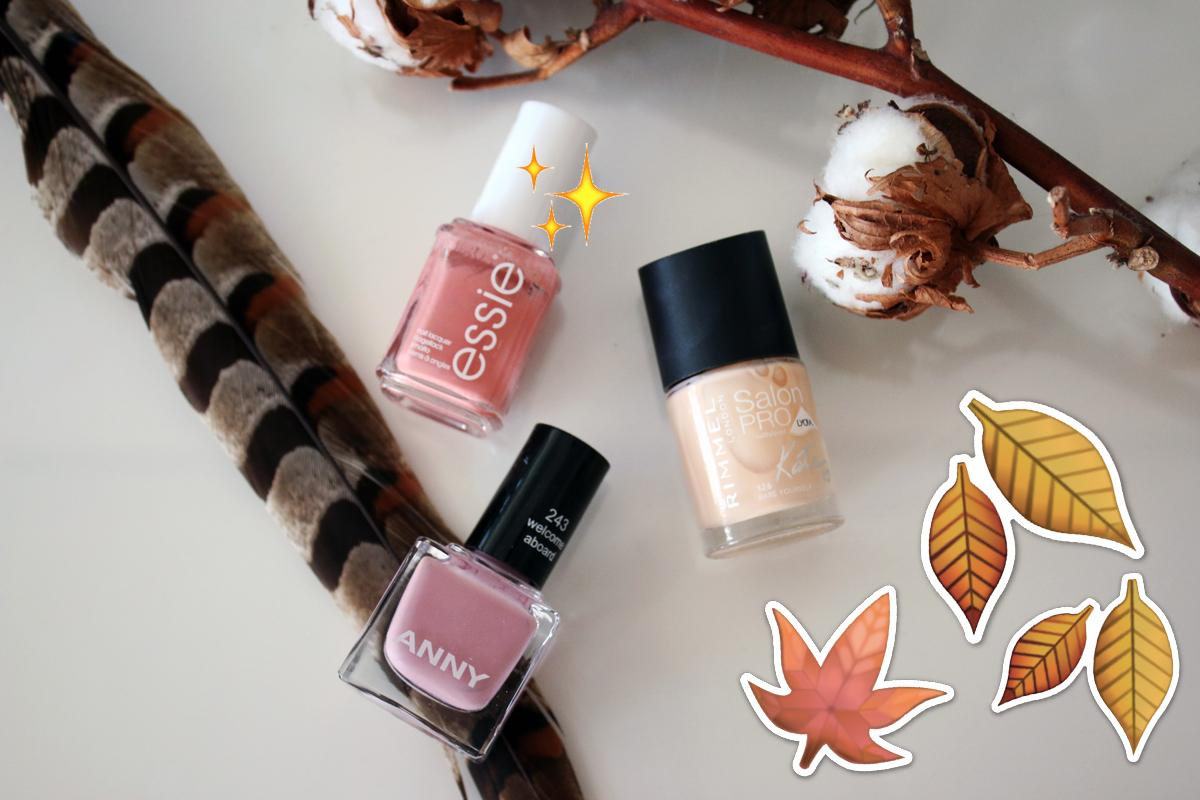 NAILS | My Favourite Fall Nail Polish Trends