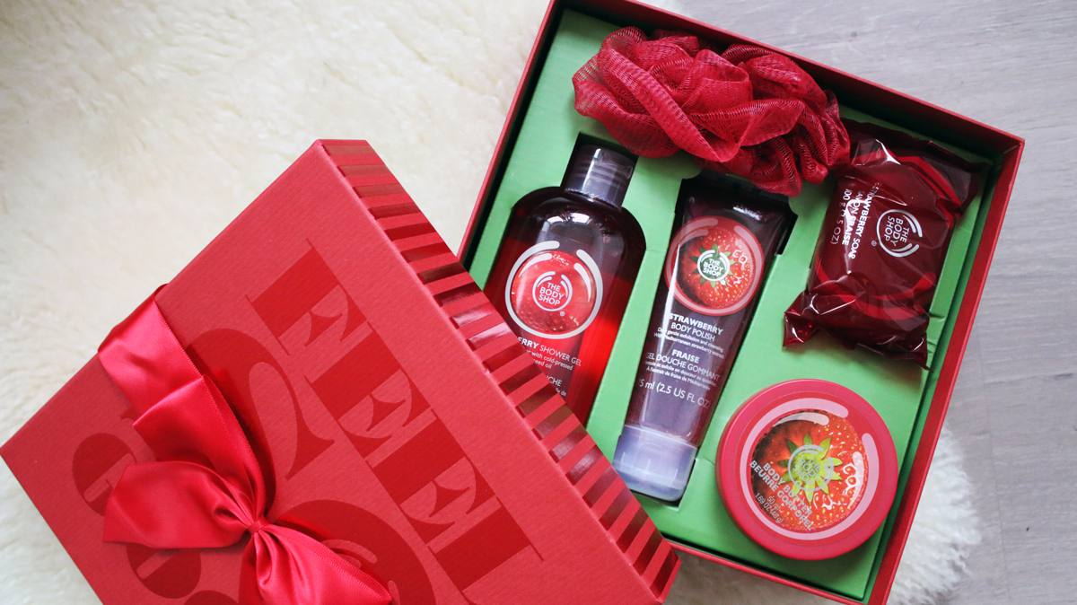 BEAUTY | The Body Shop Chrismas Collection