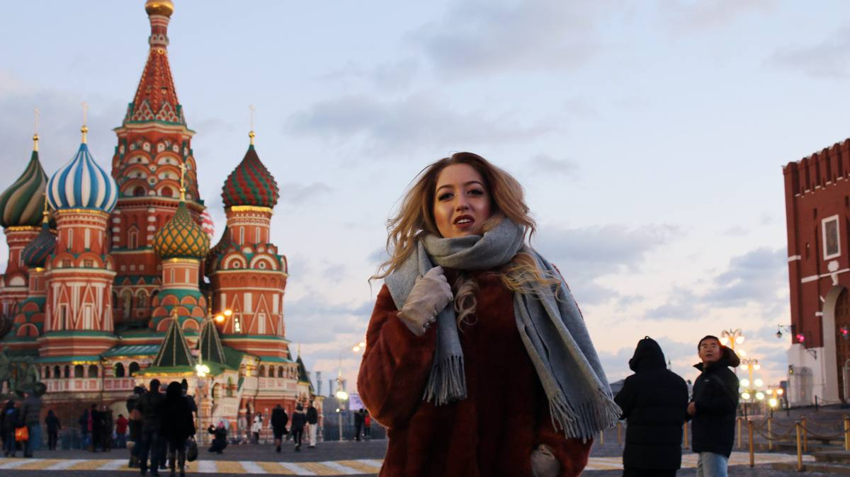 TRAVEL DIARY | My Christmas in Russia