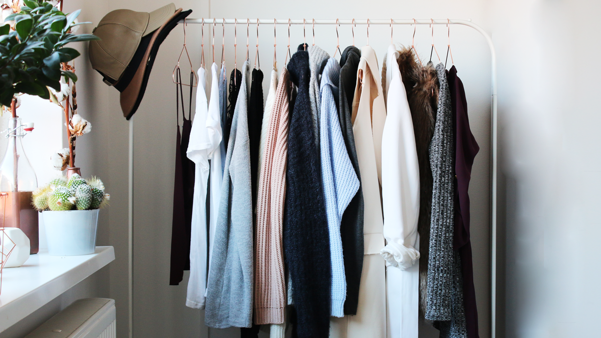 FASHION | What's On My Clothing Rack Winter 2015 | Video