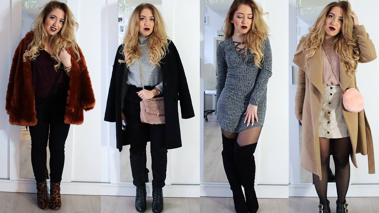 lookbook winter fashion trends aw 2015 video lily