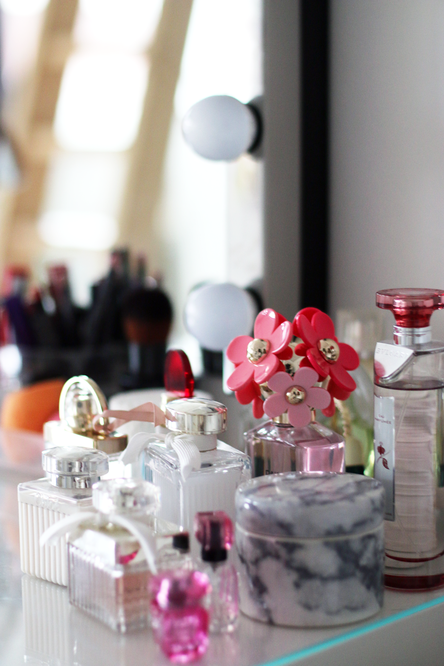 Interior Updated Make Up Vanity Tour Lily Like