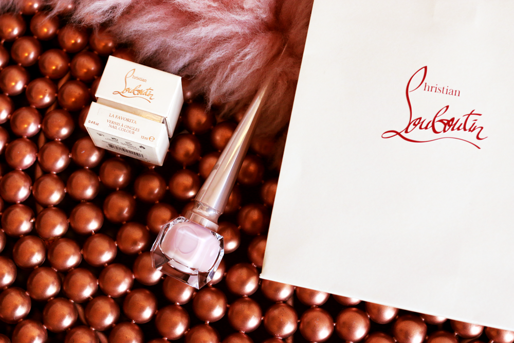 REVIEW | Christian Louboutin La Favorita Nail Polish