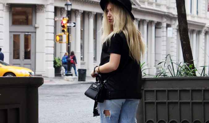 OUTFIT OF THE DAY | New York Day #1