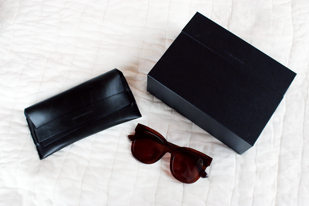 NEW IN | Gentle Monster Black Sheep Designer Sunglasses