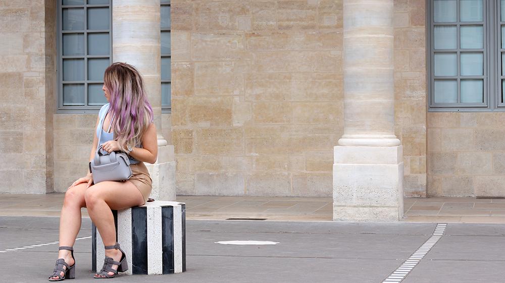 PARIS DIARIES | Exploring Jardin du Palais Royal