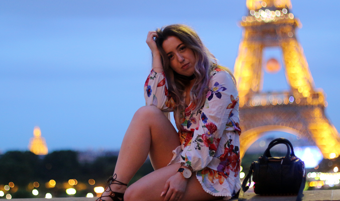 PARIS DIARY | First Day in Paris