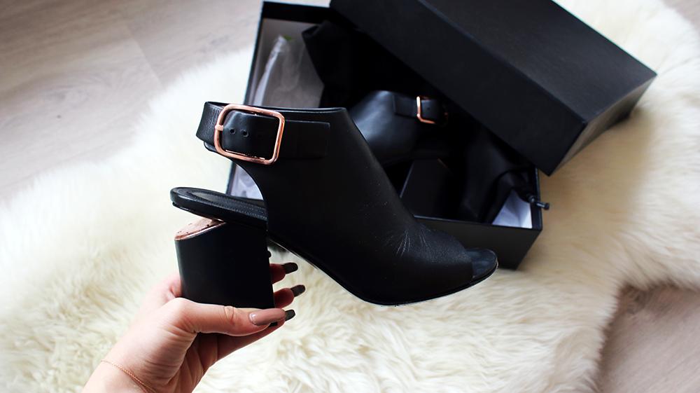 NEW IN   Alexander Wang Nadia Sandals Designer Shoes