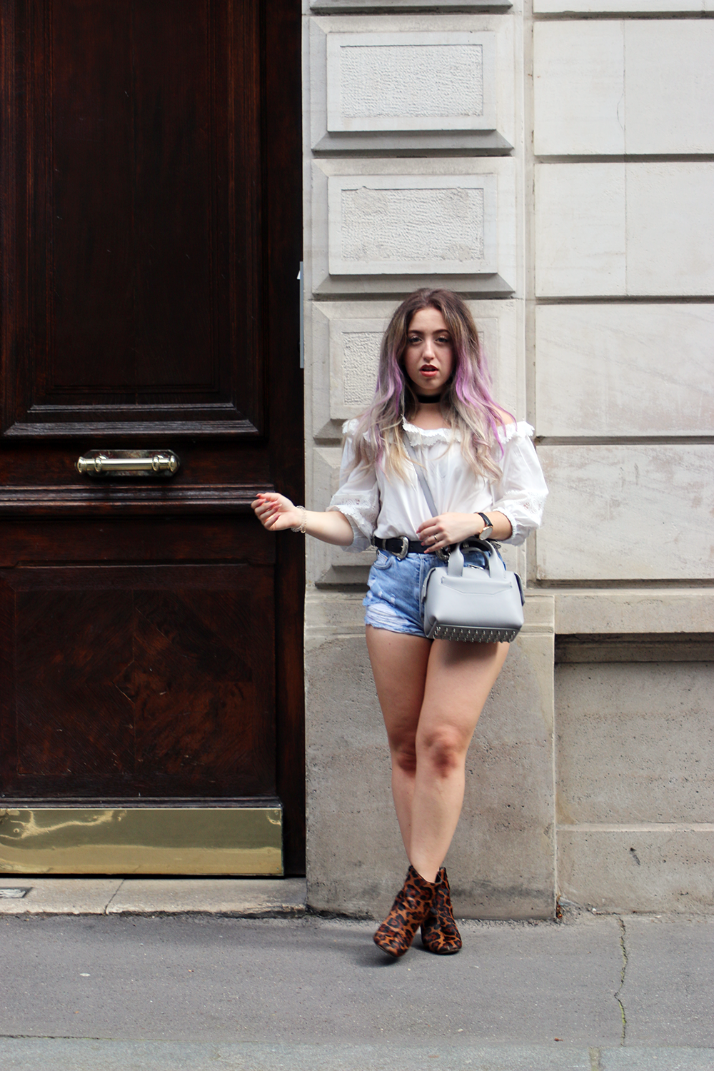OUTFIT OF THE DAY | What I Wore in Paris