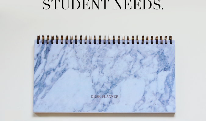 SUPPLIED BY LILY STUDENT DESK PLANNER | Update
