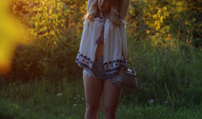 OUTFIT OF THE DAY | Into the Russian Woods