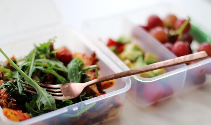 3 Healthy Lunch Ideas for Law School/University
