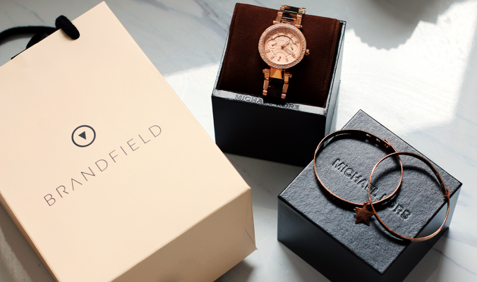 NEW IN | Rose Gold Michael Kors Watch & Jewelry