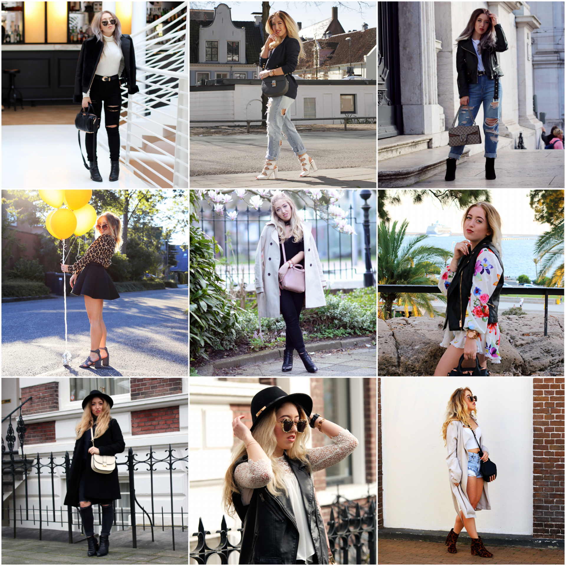 OUTFIT RECAP | My Favorite Outfits of 2016