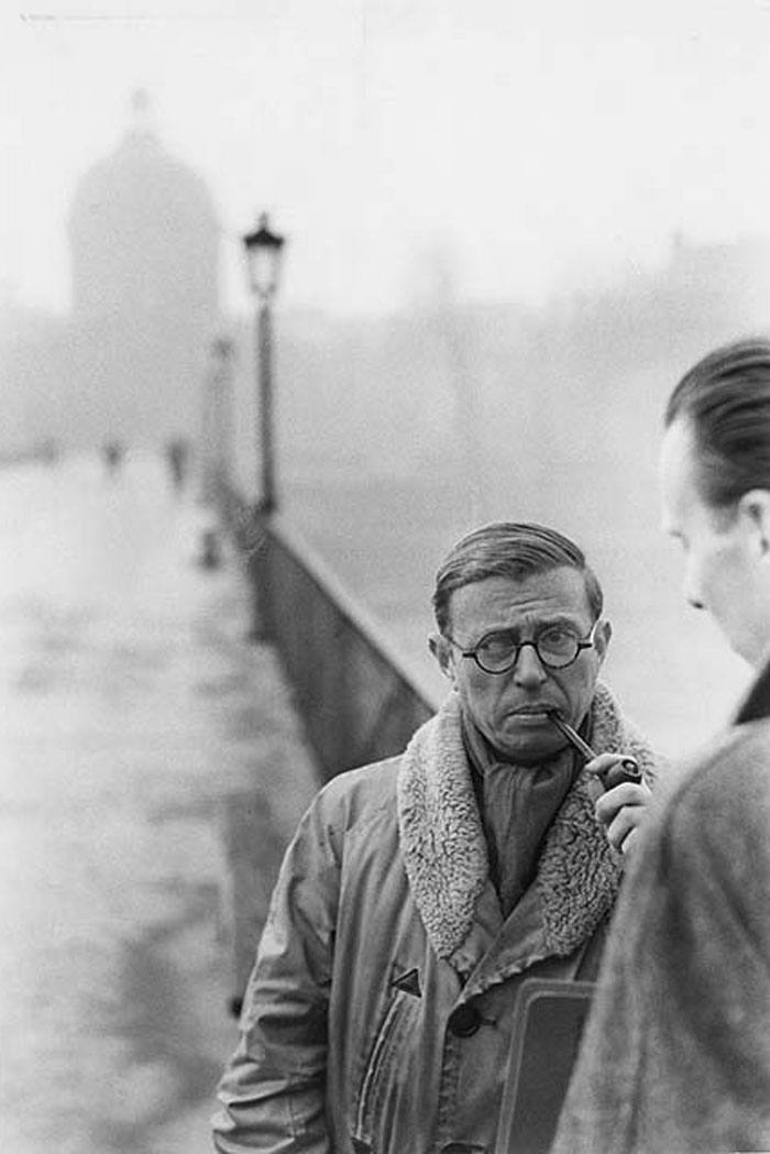 arguments of existence and essence in jean paul sartres existentialism Existence precedes and commands essence (jean paul  introduction to existentialism philosophy existentialism liberates  of existence / existentialism.