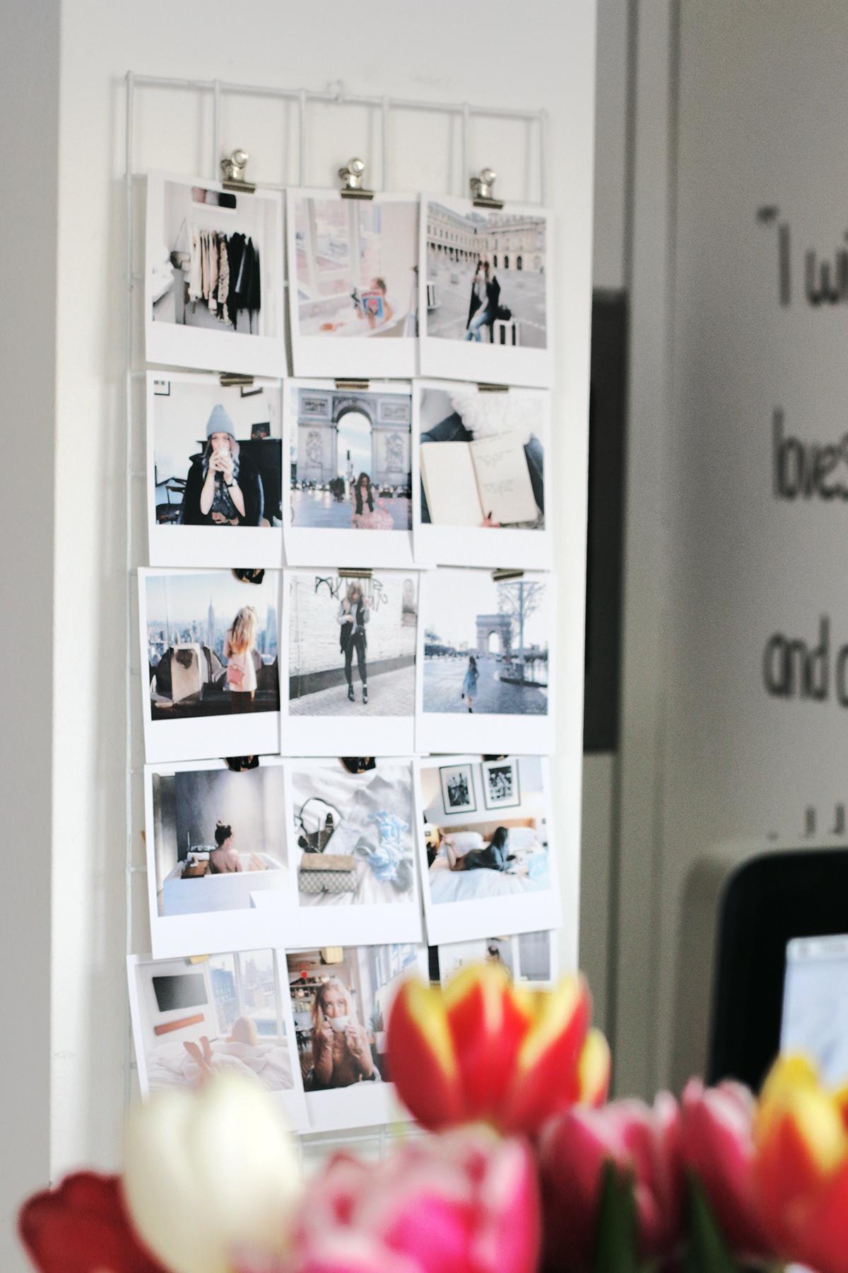 diy pinterest desk decor organization tips giveaway lily like. Black Bedroom Furniture Sets. Home Design Ideas