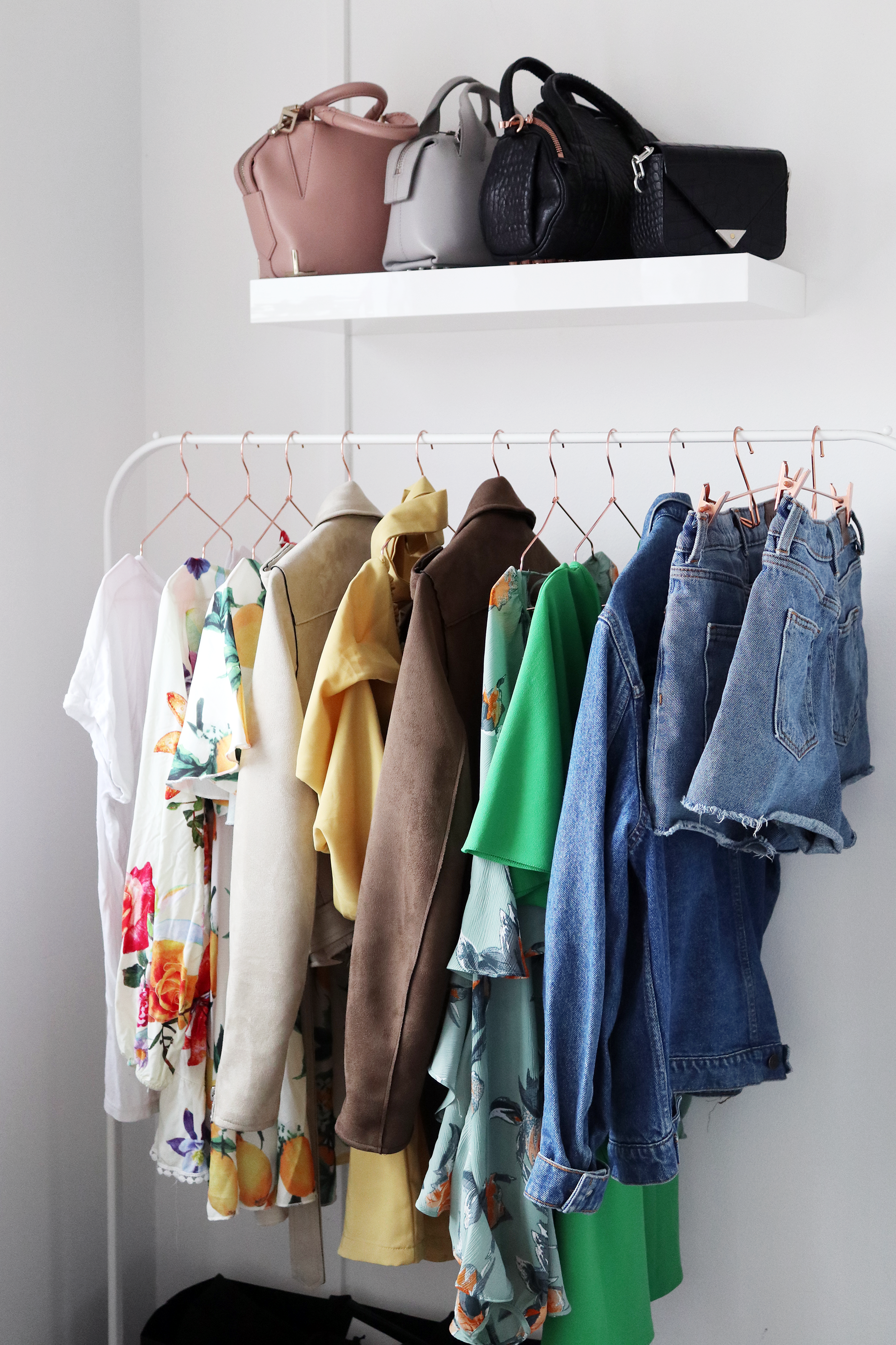 SUMMER FASHION GUIDE | Trends & Capsule Wardrobe Basics