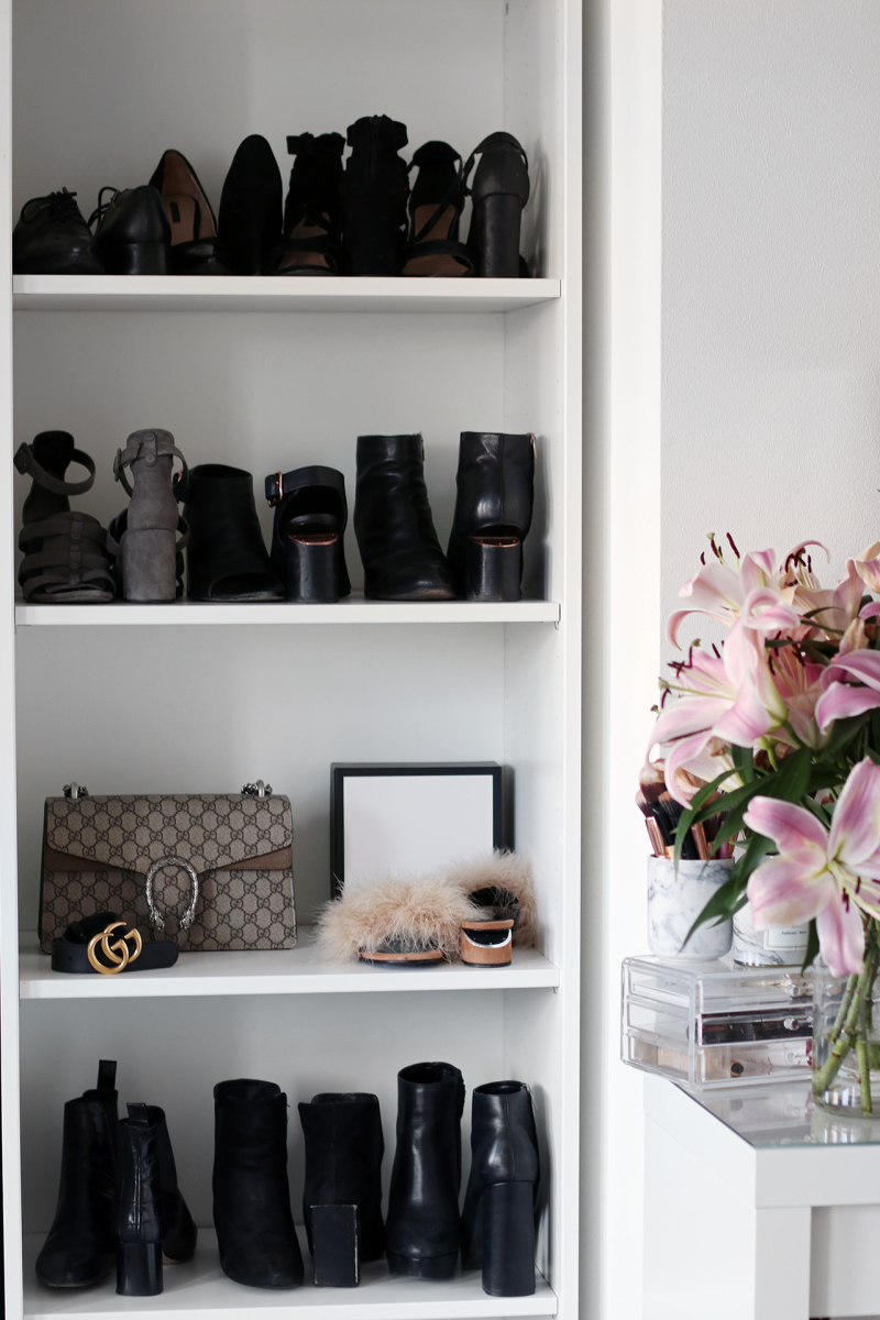 My Shoe Collection Amp Shoe Closet Tour Lily Like
