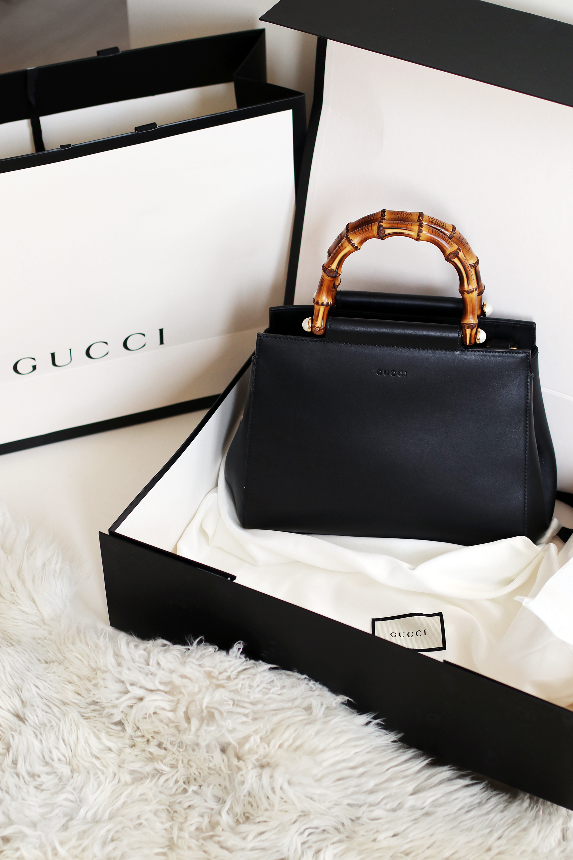 Gucci Nymphaea Designer Bag
