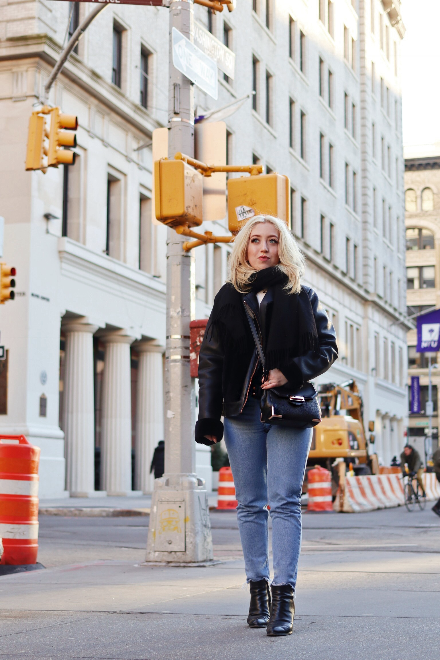 What I Wore in New York City #1
