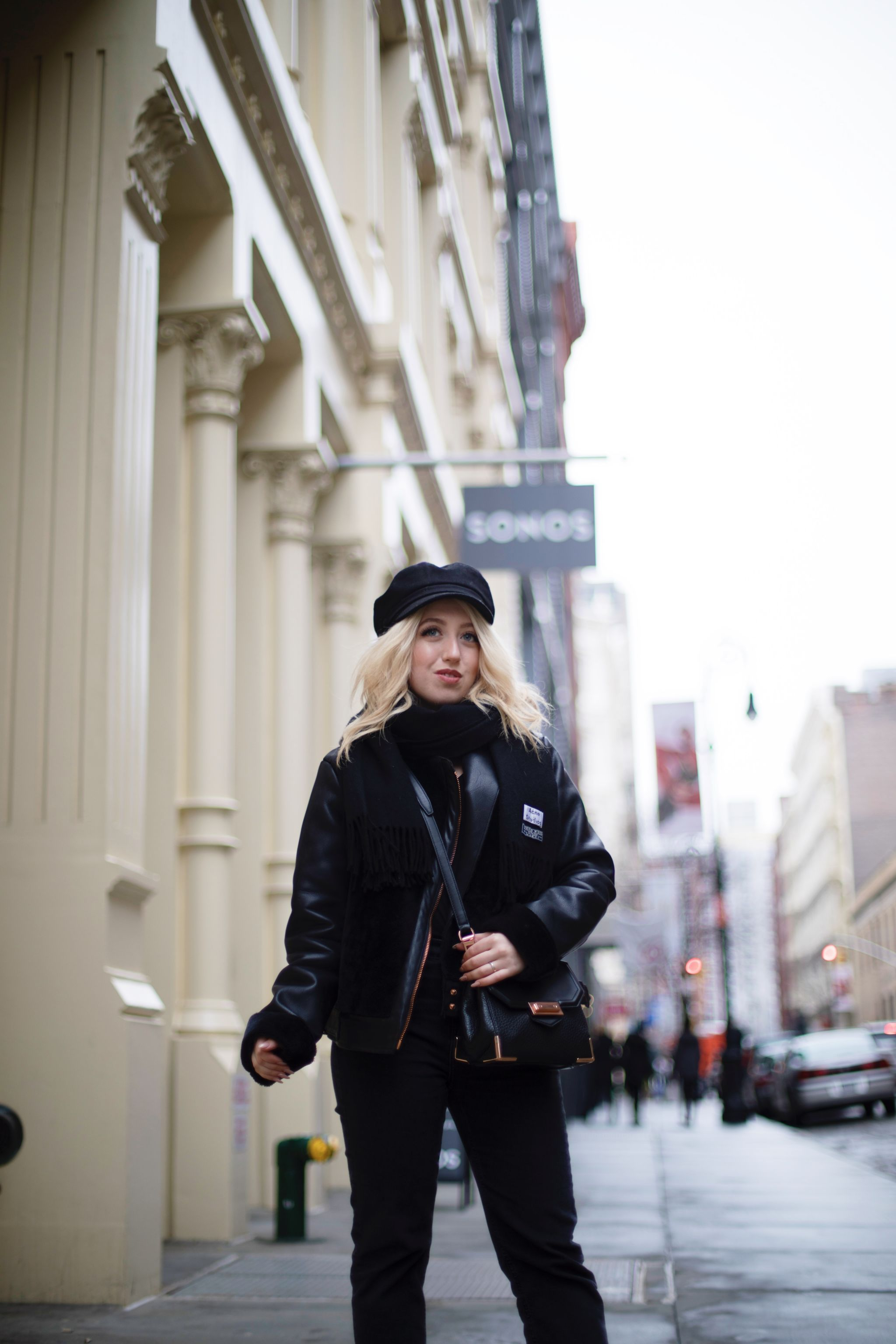 My Favorite Look In New York City #3
