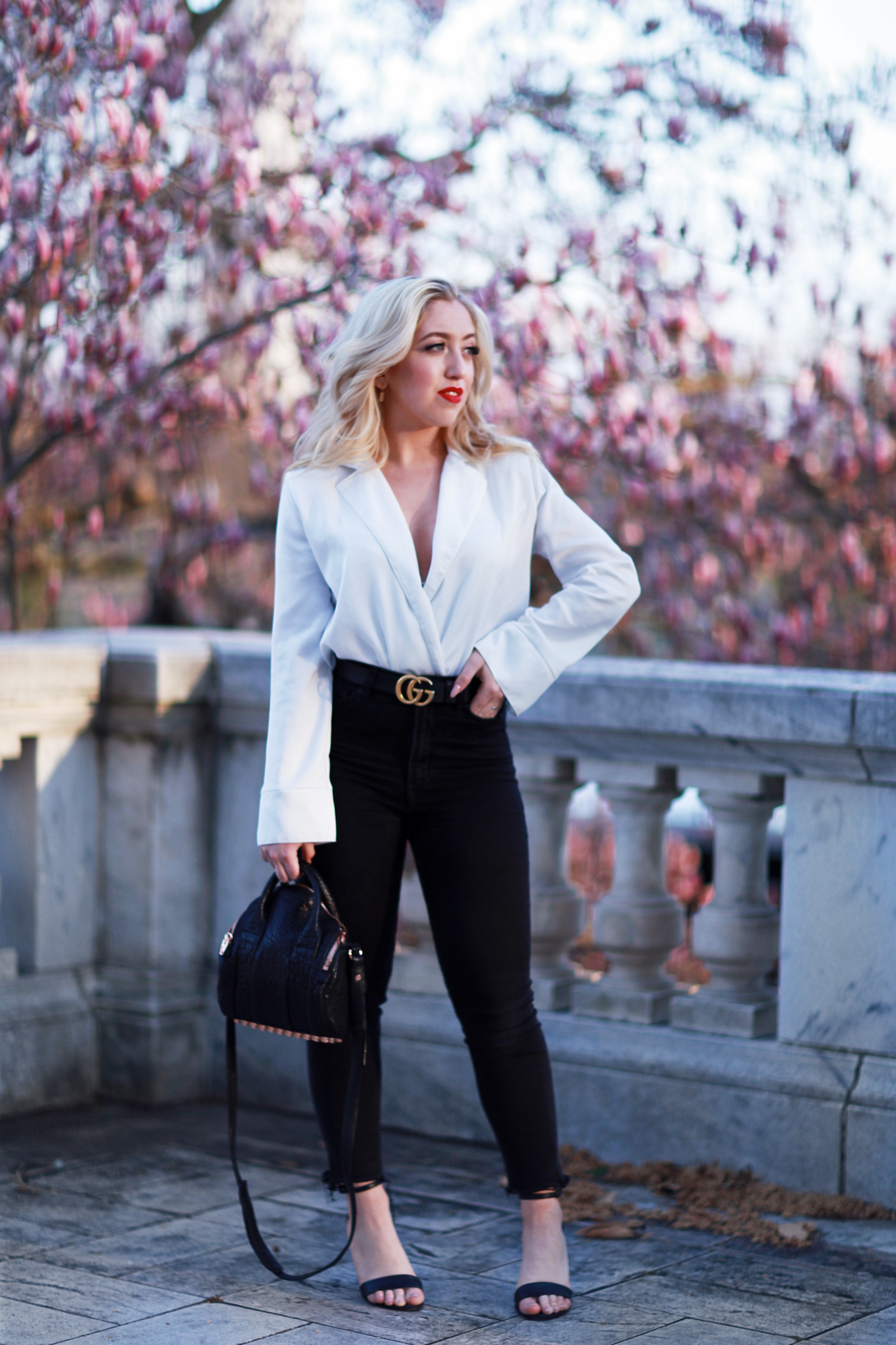 Cherry Blossom Outfit