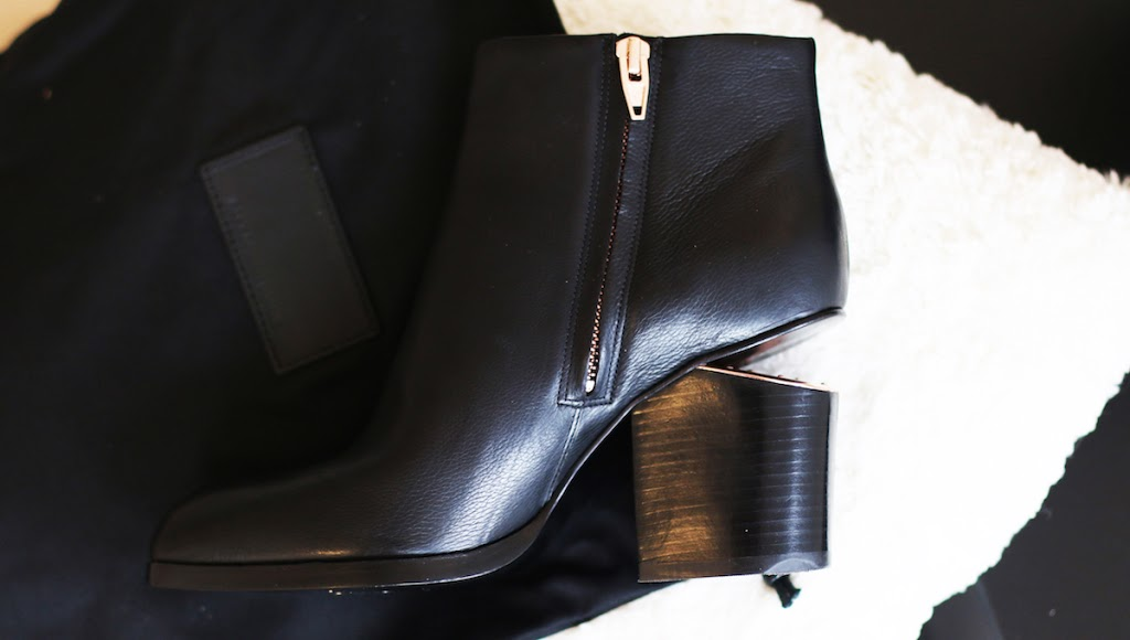 86092c7ec Alexander Wang Gabi Bootie With Rose Gold Designer Shoes - Lily Like