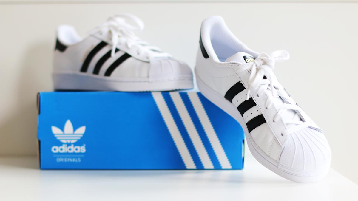 adidas superstar no gold