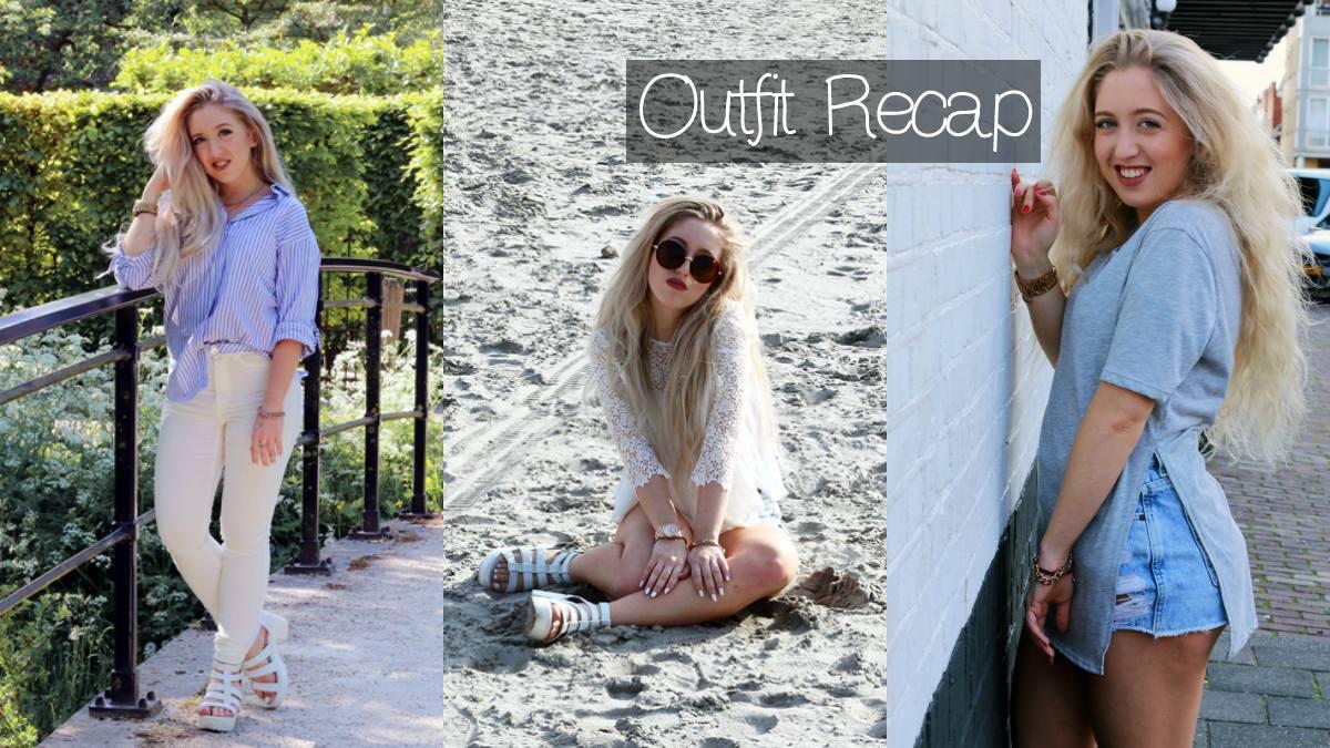 OUTFIT RECAP | JUNE 2015OUTFIT RECAP | JUNE 2015