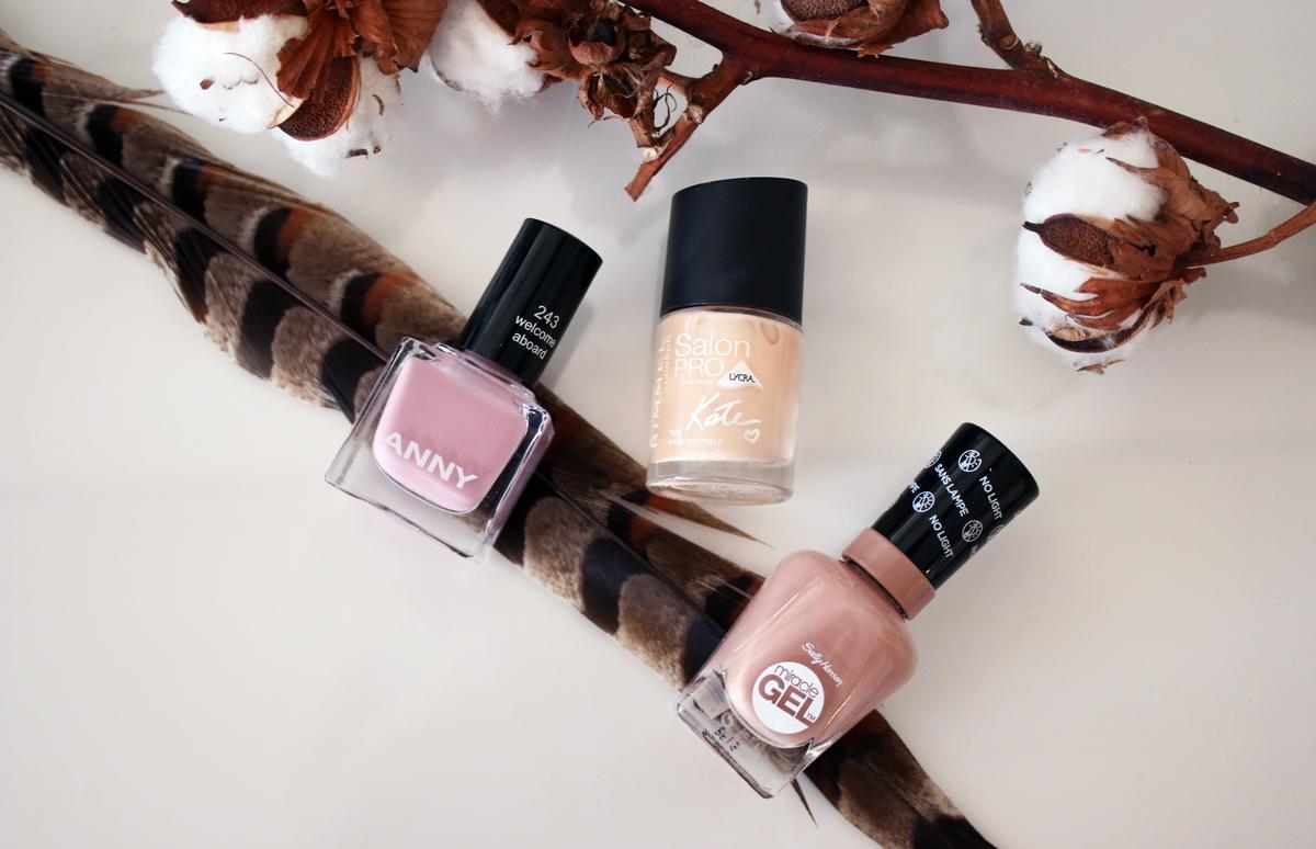 NAILS   My Favourite Fall Nail Polish Trends
