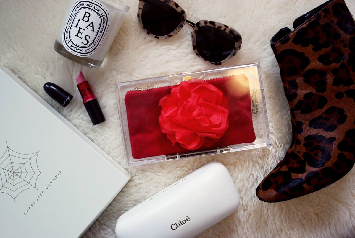 NEW IN | Charlotte Olympia Flowering Pandora Bag + Giveaway