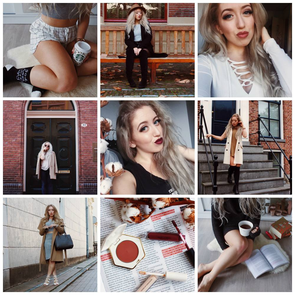 HOW TO | The Perfect Matching Instagram Feed