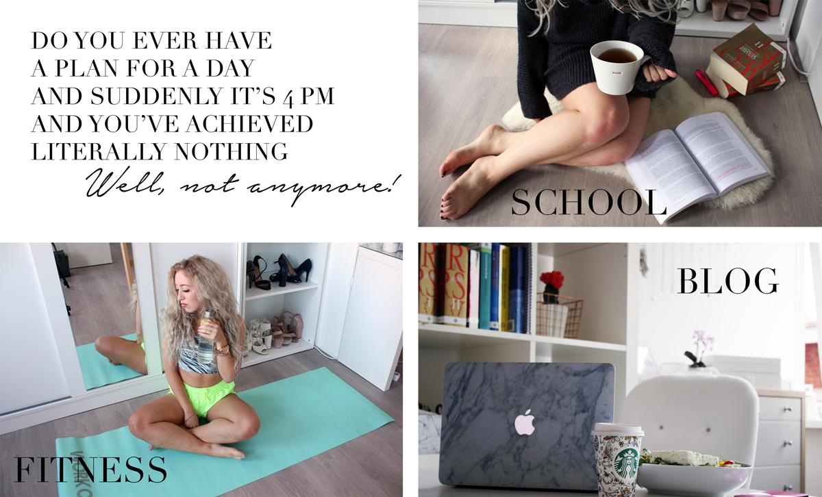 LIFESTYLE | My Tips for a Productive Sunday