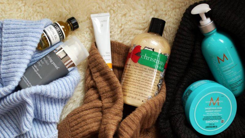 BEAUTY | My Winter Face, Body & Hair Essentials