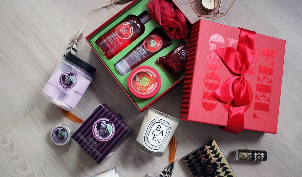 BEAUTY | The Body Shop Chrismas Collection