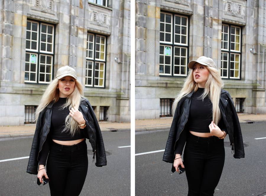 OUTFIT OF THE DAY | Inspired by Kylie Jenner's Baseball Cap