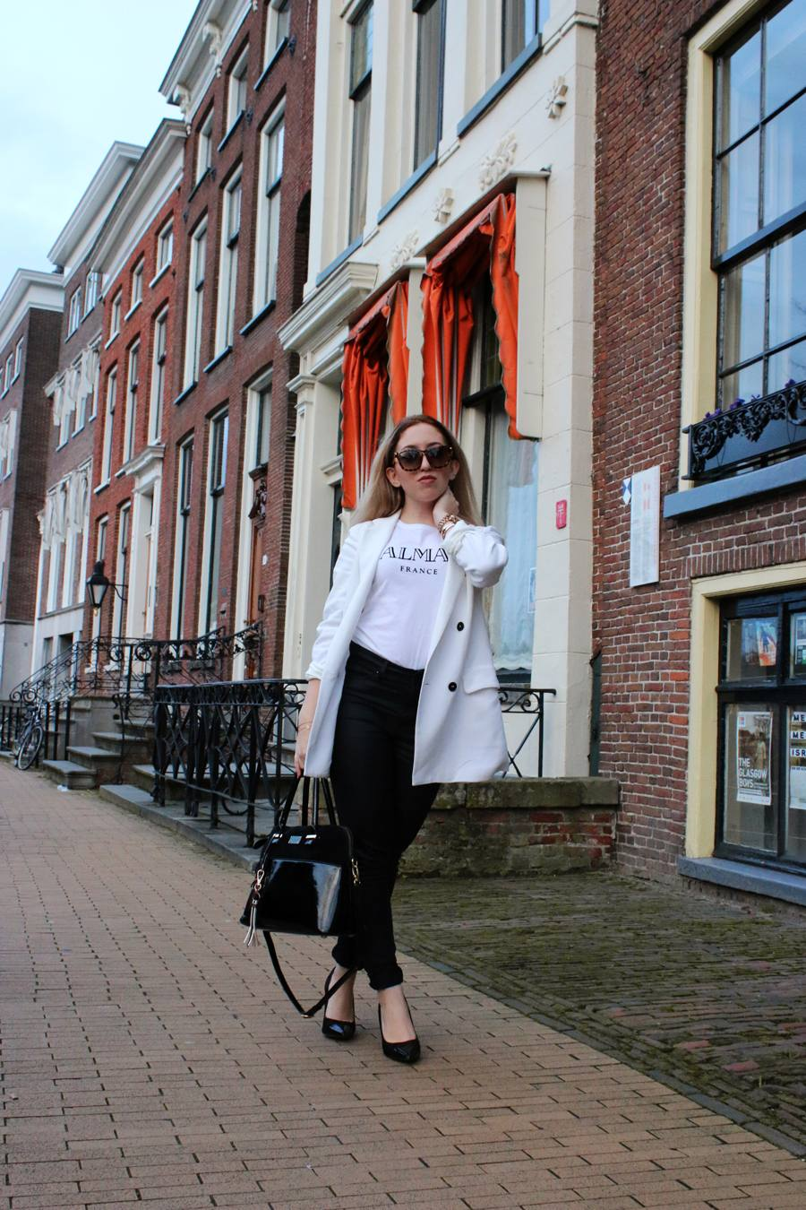 OUTFIT OF THE DAY | Monochromatic