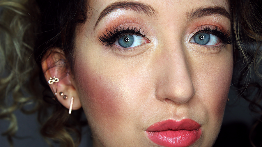 FACE OF THE DAY | Fresh Spring Look + Giveaway