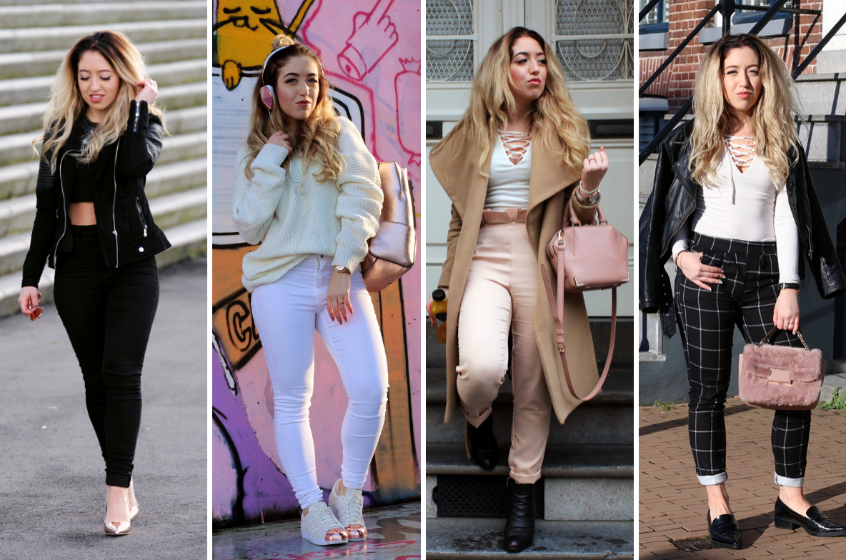 OUTFIT RECAP | My Spring Outfits in March 2016