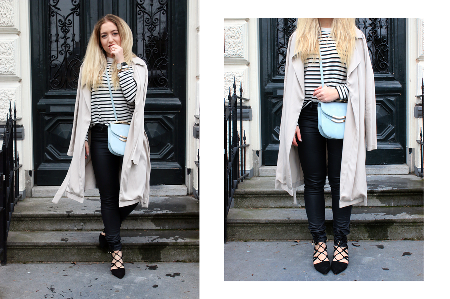 OUTFIT OF THE DAY | The Perfect Stripe
